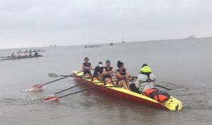 Coastal Rowing Regatta und Beach Sprint