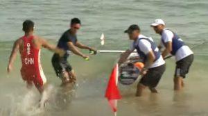 Küstenrudern und Beach Sprint