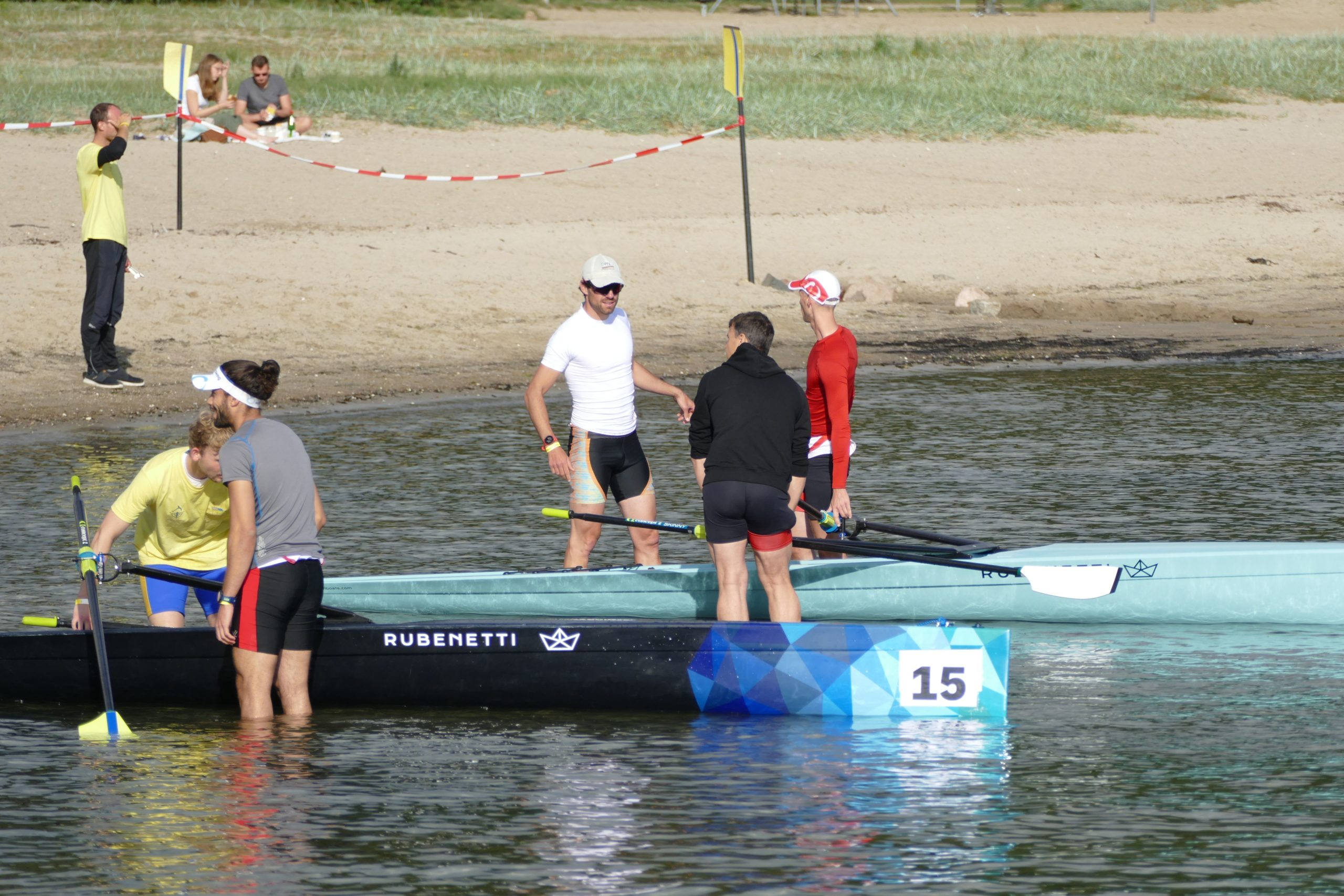 Guter Coastal Rowing Standard